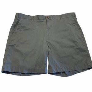 Orvis Men's Sandstone Shorts in Graphite Size 42
